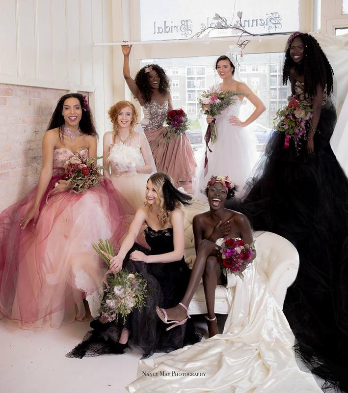 Silk Bridal Gowns Made In USA Forest Lake, Minnesota