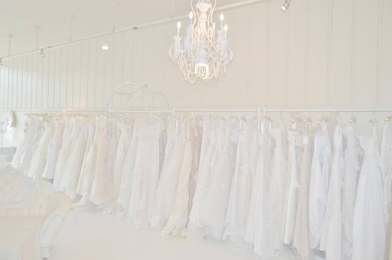 Eco-Friendly And Vintage Bridal Gowns At Sienna Cole, Twin